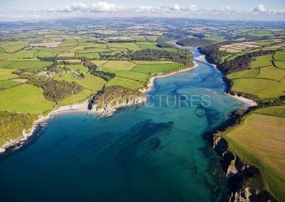 The River Avon, South Devon