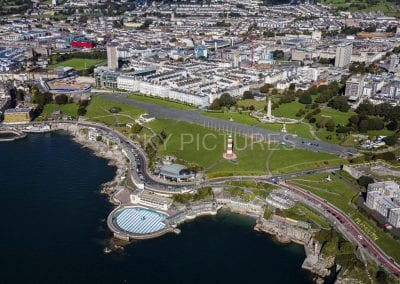 Plymouth Hoe & Waterfront, South Devon