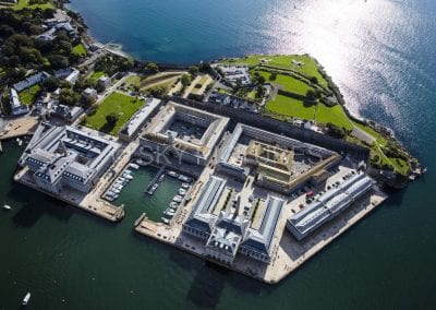 Royal William Yard Plymouth
