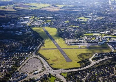 Plymouth Airfield Runway, South Devon