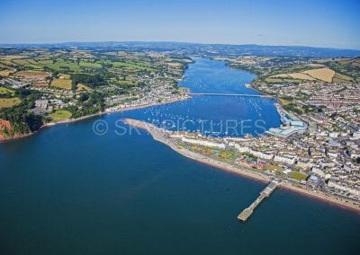 Teignbridge & Shaldon, South Devon