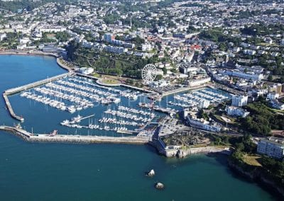 Torquay Marina, South Devon