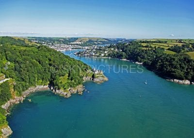 Mouth of the River Dart, Dartmouth Castle