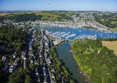 Kingswear, Dartmouth, River Dart