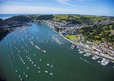 Dartmouth, River Dart, Kingswear