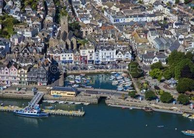 Dartmouth Waterfront & Boatfloat, South Devon